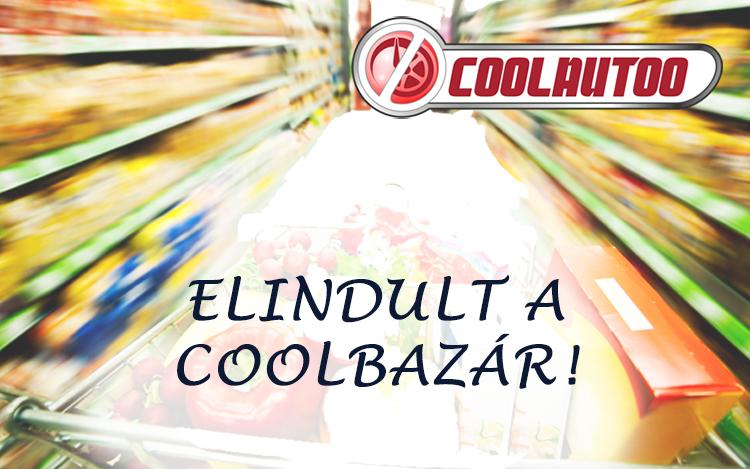 Bazári hangulat a Coolautoo-n
