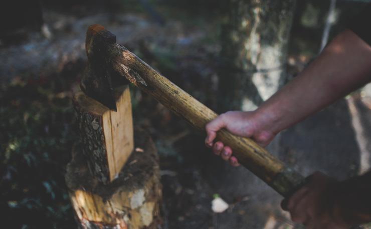 A faaprítás néhány trükkje