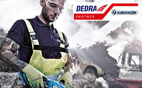 Hivatalos Dedra partner lettünk!